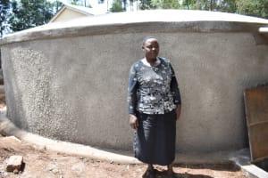 The Water Project: Kapsogoro Primary School -  Madam Muhonjia