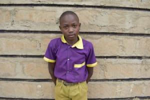 The Water Project: Kapsogoro Primary School -  Victor M