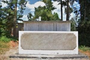 The Water Project: Kapsogoro Primary School -  Complete Vip Latrine