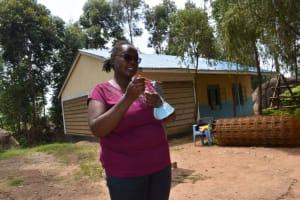 The Water Project: Kapsogoro Primary School -  Dental Hygiene Demonstration
