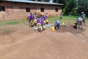 The Water Project: Kapsogoro Primary School -  Student Participation