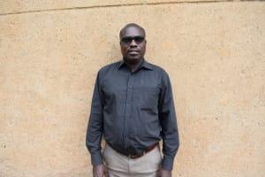 The Water Project: Jivuye Primary School -  Eston Mugei