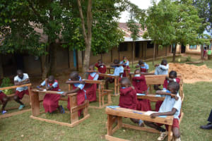 The Water Project: Jivuye Primary School -  Practice How To Cough And Sneeze