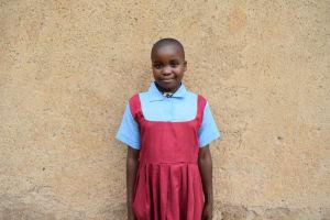The Water Project: Jivuye Primary School -  Trizah Committee Secretary