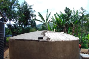 The Water Project: Bahati ADC Primary School -  Dome Setting