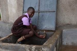 The Water Project: Bahati ADC Primary School -  Celebration At The Water Point