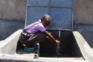 The Water Project: Bahati ADC Primary School -  Excited