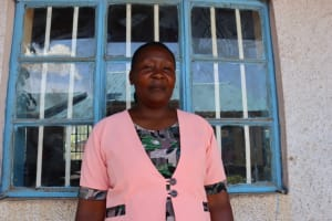 The Water Project: Bahati ADC Primary School -  Mrs Emmiliy Chasumba