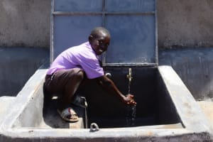The Water Project: Bahati ADC Primary School -  Water Celebrations