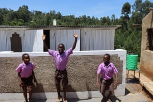 The Water Project: Bahati ADC Primary School -  Celebrating Vip