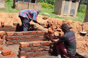 The Water Project: Itabalia Primary School -  Brick Work
