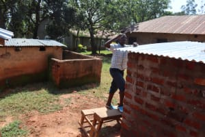 The Water Project: Itabalia Primary School -  Roofing