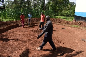 The Water Project: Itabalia Primary School -  Excavation Process