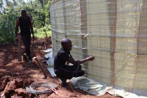 The Water Project: Itabalia Primary School -  Sugar Sack Placing