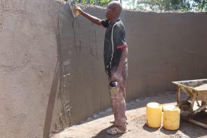 The Water Project: Itabalia Primary School -  Inside Plastering Third Coat