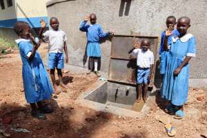 The Water Project: Itabalia Primary School -  Celebrating At The Water Point
