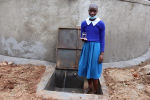 The Water Project: Itabalia Primary School -  Clear Water In A Glass