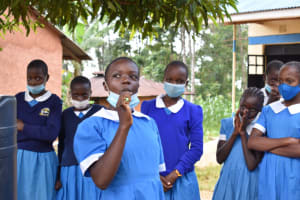 The Water Project: Itabalia Primary School -  Dental Hygiene Activity