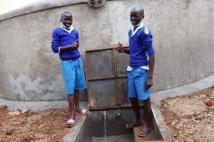 The Water Project: Itabalia Primary School -  Great Smiles