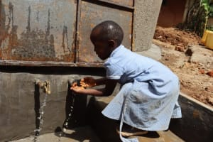 The Water Project: Itabalia Primary School -  Hand Washing