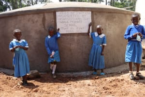 The Water Project: Itabalia Primary School -  Lower Primary Pupilsjpg