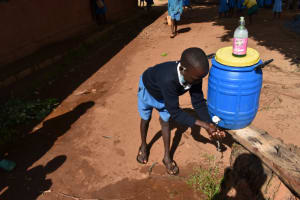 The Water Project: Itabalia Primary School -  Practice Ten Steps Of Handwashing
