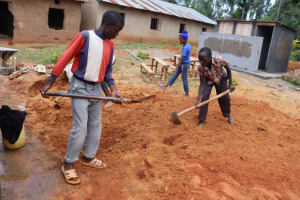 The Water Project: Itabalia Primary School -  Site Clearing