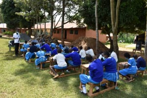 The Water Project: Itabalia Primary School -  Training