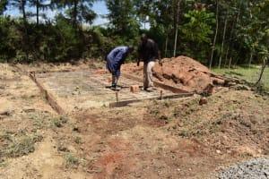 The Water Project: Salvation Army Matioli Secondary School -  Vip Latrine Foundation