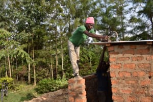 The Water Project: Salvation Army Matioli Secondary School -  Roofing