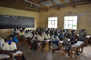 The Water Project: Friends Ikoli Primary School -  Classroom With Students