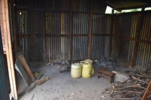 The Water Project: Friends Ikoli Primary School -  Kitchen Inside