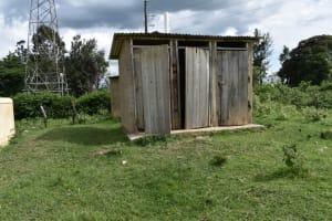 The Water Project: Friends Ikoli Primary School -  Latrine Block