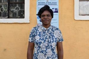 The Water Project: Friends Ikoli Primary School -  Madam Laura