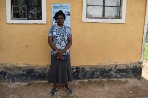 The Water Project: Friends Ikoli Primary School -  Madam Laura Teacher