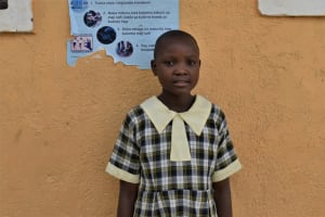 The Water Project: Friends Ikoli Primary School -  Student Interviewee