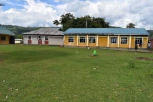 The Water Project: Friends Ikoli Primary School -  School Building