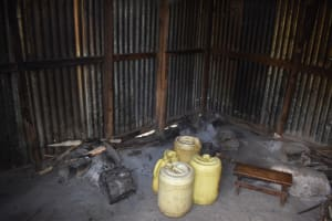 The Water Project: Friends Ikoli Primary School -  Storage Containers
