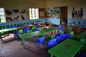 The Water Project: Mutoto Primary School -  Inside The Ecd Classroom
