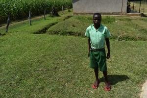 The Water Project: Mutoto Primary School -  John Barasa