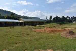 The Water Project: Mutoto Primary School -  Landscape Of The School
