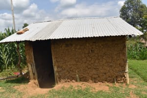The Water Project: Mutoto Primary School -  The School Kitchen