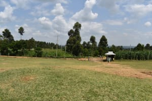 The Water Project: Mutoto Primary School -  The Schools Playground
