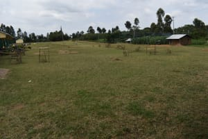The Water Project: Mutoto Primary School -  Landscape From School