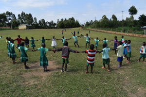 The Water Project: Mutoto Primary School -  Physical Education Class