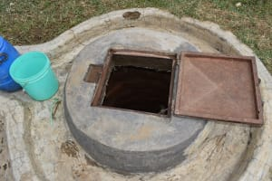 The Water Project: Mutoto Primary School -  Primary Water Source