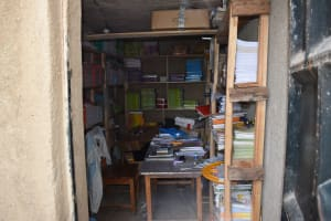 The Water Project: Mutoto Primary School -  School Library