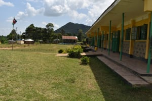 The Water Project: Mutoto Primary School -  The School Tuition Block