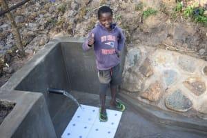 The Water Project: Mukhuyu Community, Namukuru Spring -  At Namukuru Spring