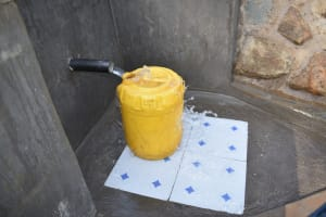 The Water Project: Mukhuyu Community, Namukuru Spring -  Clean Water Flowing